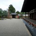大徳寺「芳春院」庭