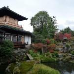 大徳寺「芳春院」呑湖閣