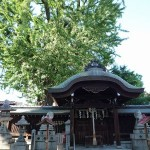 鵺の住む大将軍神社